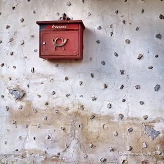 Antiguo buzón de correos en Orient