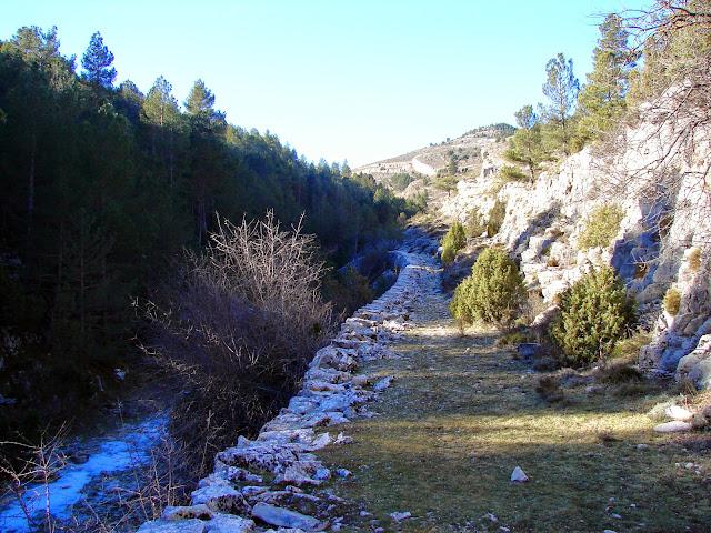Senderismo - Valdecanales - Barranco de Las Truchas