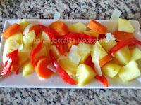 Rasol de peste cu legume fierte preparare