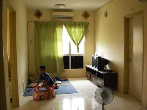Post image for Raya Apartment, Bandar Country Homes, Rawang