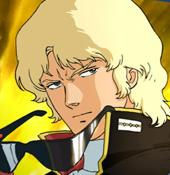Quattro Bajeena Mobile Suit Zeta Gundam UC 0087