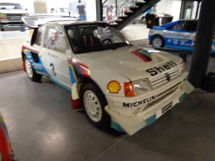 Musée de l'aventure Peugeot à Sochaux DSC01305
