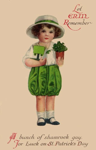inkspired musings: Tomie dePaola, St. Patrick's Day ...