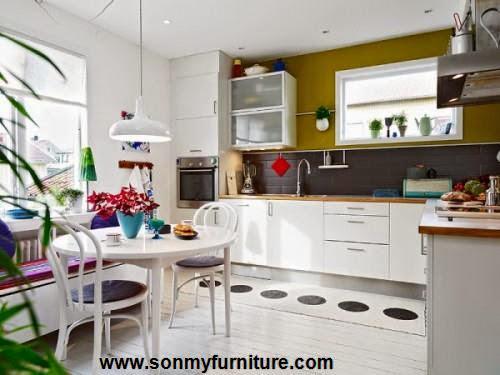 Ý tưởng thiết kế nội thất Bắc Âu cho nhà đẹp-10