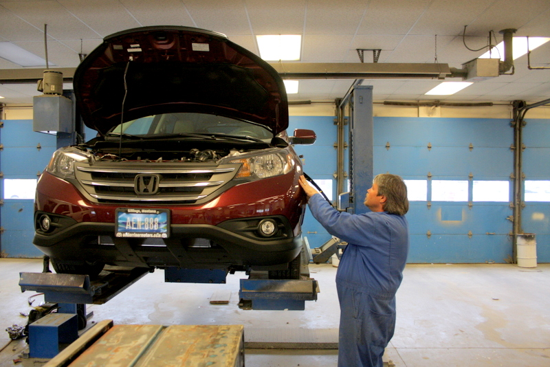 Underriner Auto Body Shop Hyundai Collision Repair