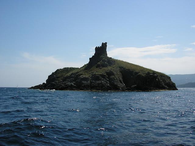 les îles FINOCHIAROLLI,