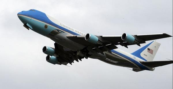 Air Force One - Barack Obama - Brasil