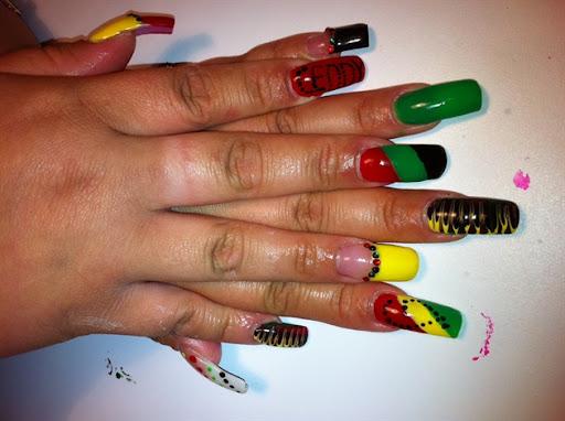 reggae nail