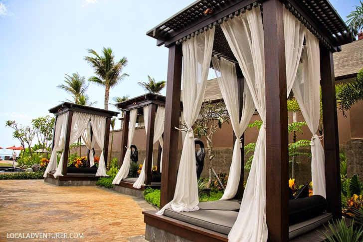Nusa Dua Beach - St Regis Bali Reviews.