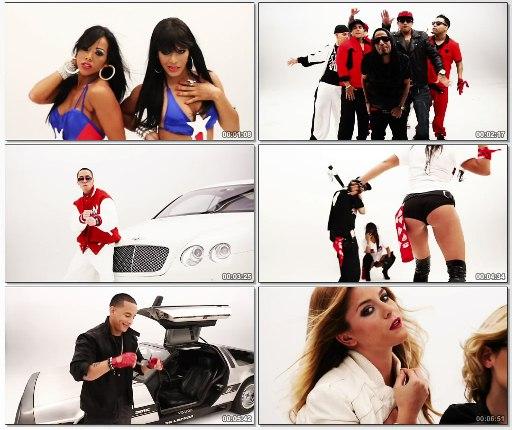 Daddy Yankee Ft. Baby Rasta & Gringo, Arcangel, Ñengo Flow, Kendo Kaponi, De la Ghetto, Alex Kyza y Farruko - Llegamos A La Disco