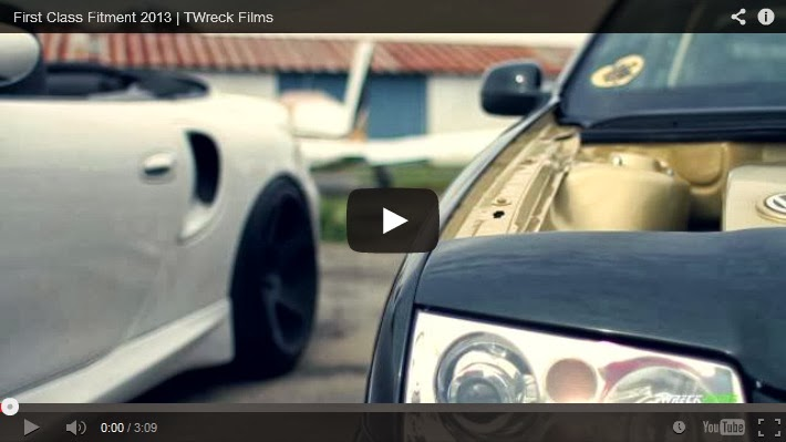 First Class Fitment 2013 Video Coverage by TWreck Films Custom Pinoy Rides