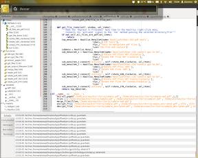 Probando HUD en Ubuntu Precise Pangolin