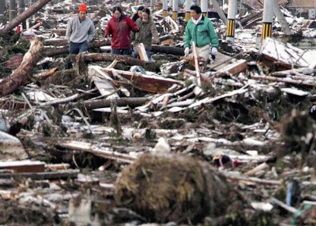 Tsunami – Japão 2011 - As melhores imagens da tragedia... Fotos-do-japao-7