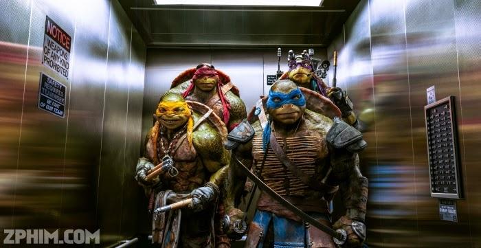 Ảnh trong phim Ninja Rùa - Teenage Mutant Ninja Turtles 4