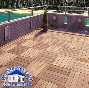 ks services 13 devis terrasse en bois en caillebotis martigues et sa r gion. Black Bedroom Furniture Sets. Home Design Ideas