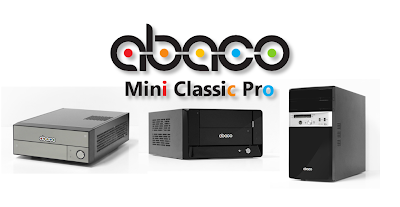 Mini, Classic e Pro i nuovi desktop targati Abaco Computers