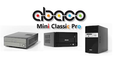 Mini, Classic e Pro i nuovi desktop targati Abaco Computers