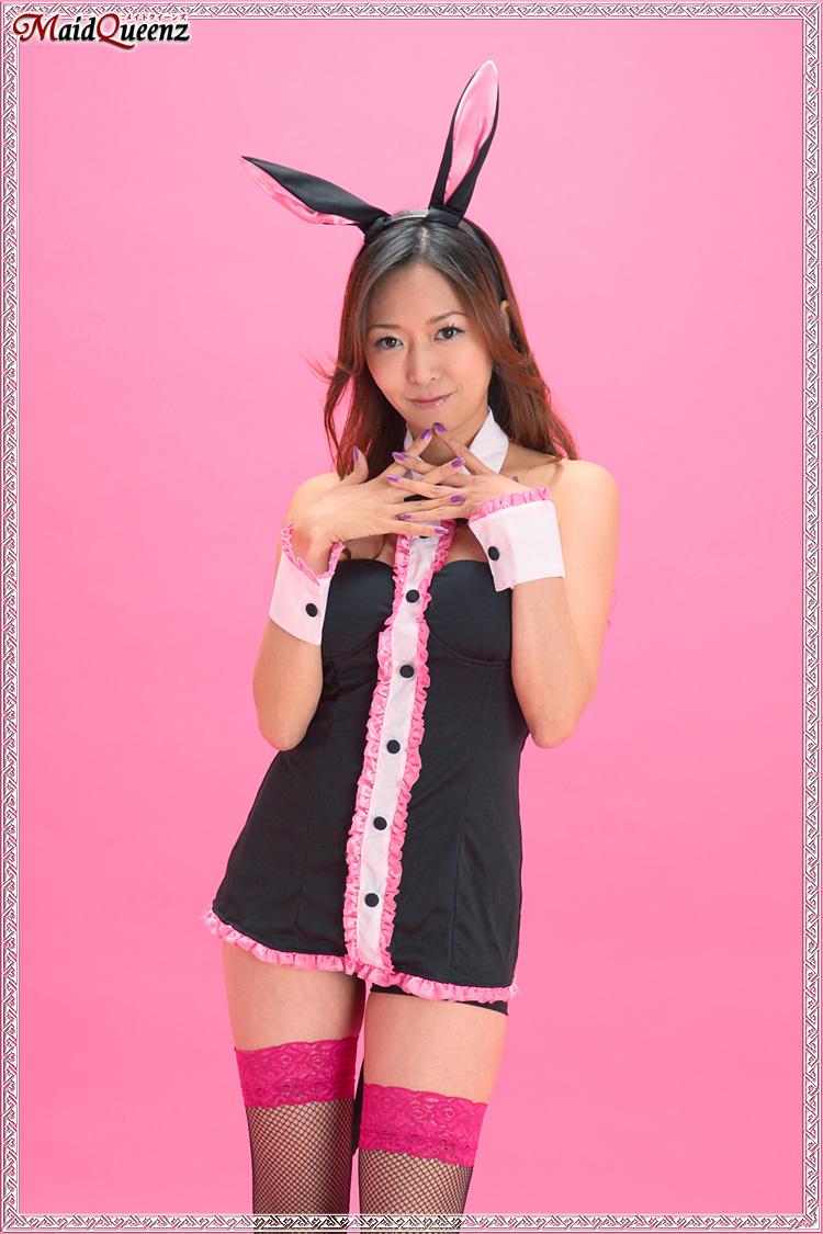 Maidqueenz Kaoru Sumiya Picture Line Girl