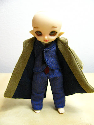 pukipuki Cupid2 - Doctor Who: The Tenth Doctor costume