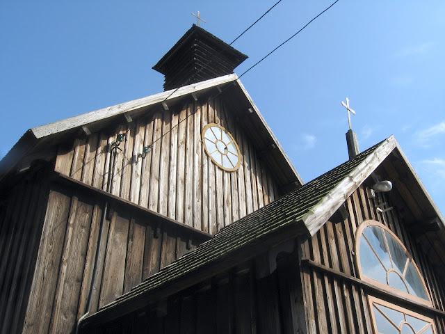kaplica, Lipce Reymontowskie