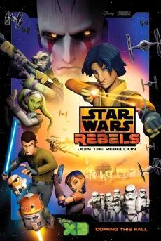 Star Wars Rebels - Chiến Tranh Các Vì Sao: Những Kẻ Nổi Loạn