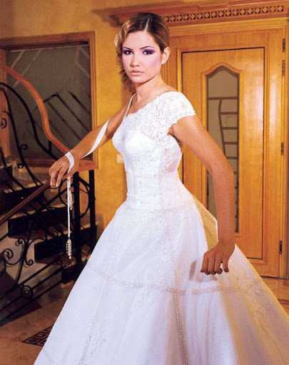 Arab Model Alexandra Bob Photo
