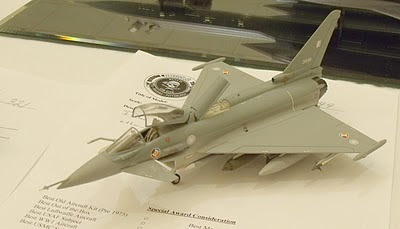 BAe Typhoon model