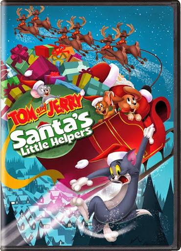 Tom and Jerry: Santa Little Helpers - Tom Và Jerry: Người Làm Của Ông Già Noel