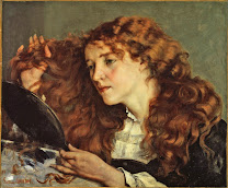 COURBET Gustave Jo, the Beautiful Irishwoman, 1866