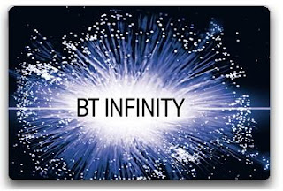 BT Infinity – should have stayed with Home Hub!