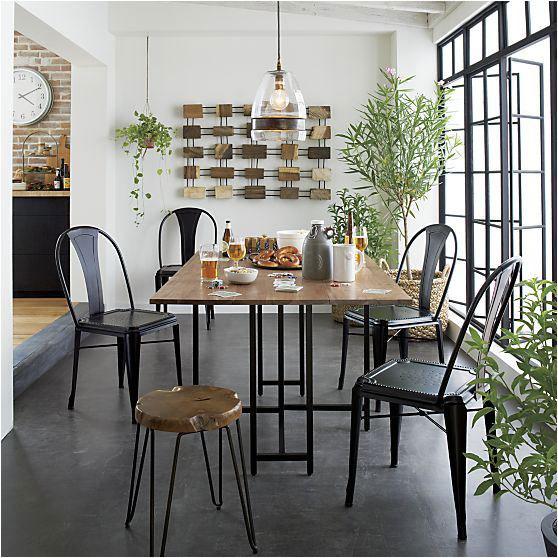 Mesa de comedor plegable