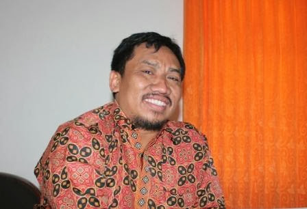 Agus Wiyono anggota Komisi I DPRD Ngawi geram dengan BPMPPT