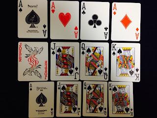 PHOENIX PARLOUR CARDS/フェニックス パーラー カード