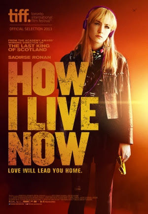 Filme Poster How I Live Now HDRip XviD & RMVB Legendado