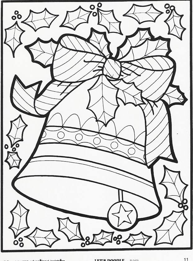 Smart image regarding holiday coloring pages printable free