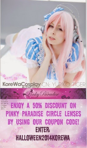 Pinky Paradise Promo Codes. We have pinky paradise coupons for you to consider including promo codes and 0 deals in November Grab a free sredstvadlyauvelicheniyapotencii.tk coupons and save money. We believe circle lens is more than just colored contact lens, it redefines the beauty boundaries of eye makeup. Even more, it tells people who you are.5/5(1).
