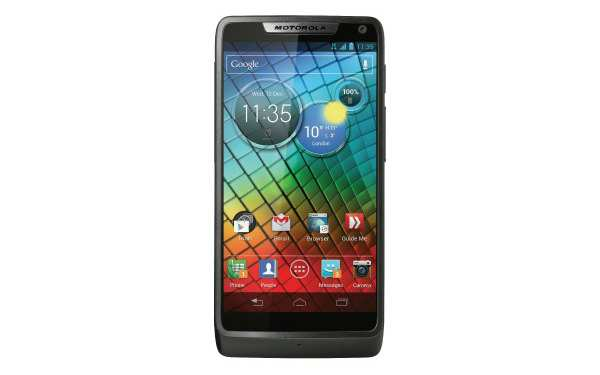 Motorola RAZR i Android smartphone with 2GHz Intel processor unveiled