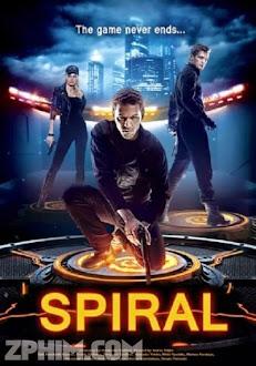 Trò Chơi Đấu Trí - Spiral (2014) Poster