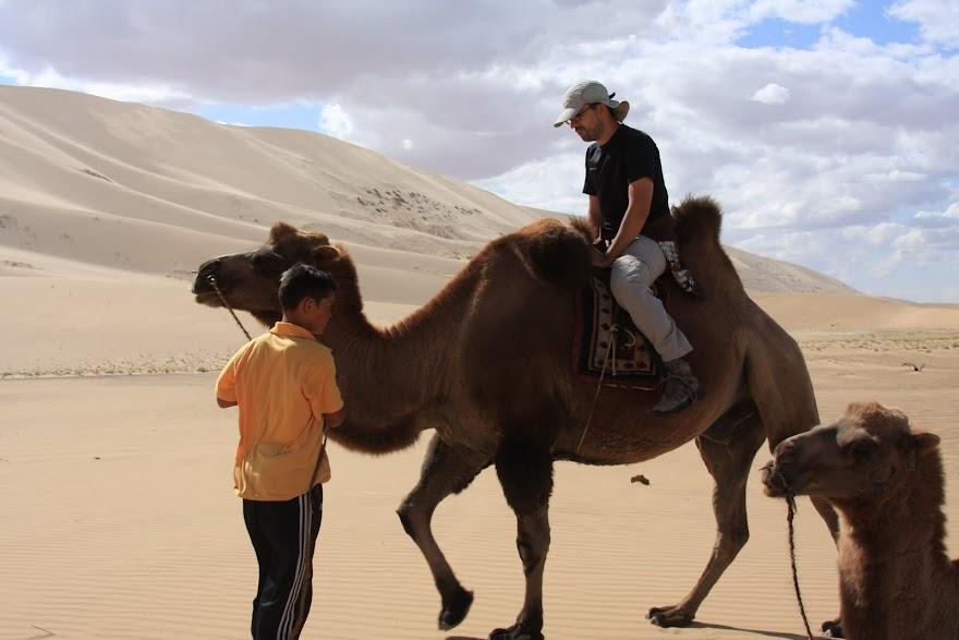 Visitar o DESERTO DO GOBI, um local extraordinário e mágico | Mongólia