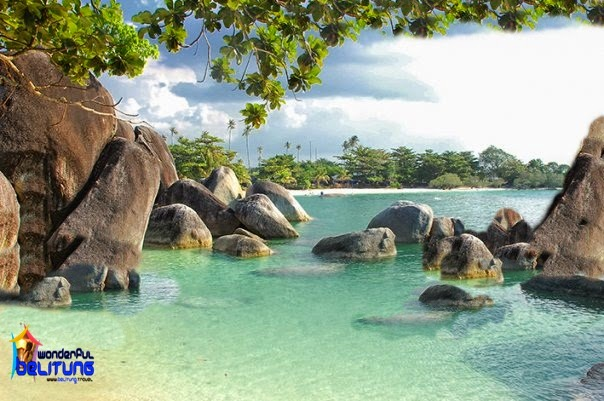 Batu mentas Belitung