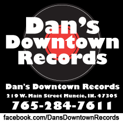 dan's Records Vinyl and CDs Muncie Indiana