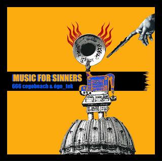 MUSIC FOR SINNERS NETLABEL 9 - fanzine