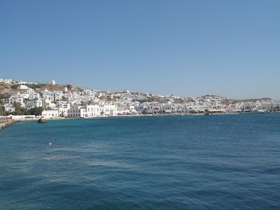 Mýkonos, islas Cícladas.-Grecia