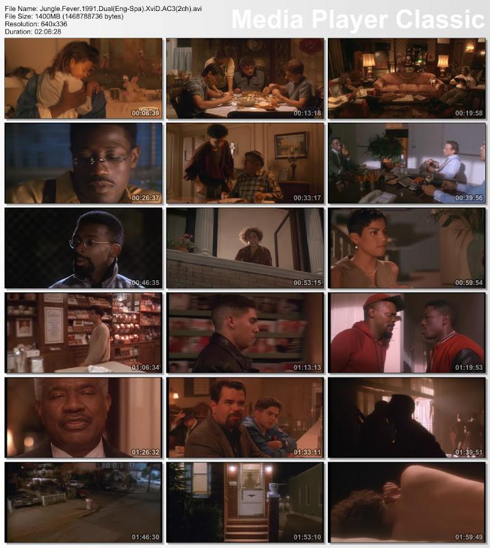 Wesley Snipes Jungle Fever Jungle fever (1991) - spike