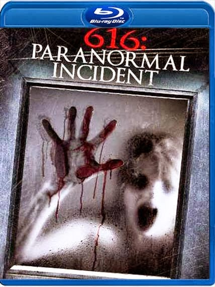 Filme Poster 616: Paranormal Incident BRRip XviD & RMVB Legendado