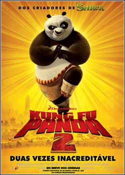 Baixar Filme   Kung Fu Panda 2   2011   DVDRip XviD + RMVB Legendado (2011)