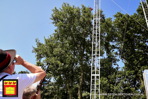 koningsschieten Sint Theobaldusgilde Overloon 07-07-2013 (55).JPG