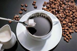 Cà phê đen và anh