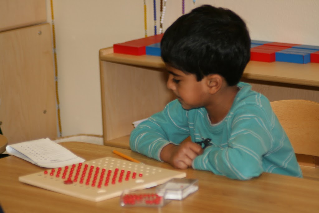 mathematical mind montessori There are so many reasons why montessori stands out as the best way to reach the child, one of the reasons is dr maria montessori's concept of the mathematical mind.