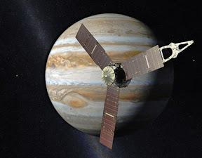 NASA Utiliza Paneles Solares en Misiones Para Júpiter